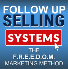 Follow Up Selling System