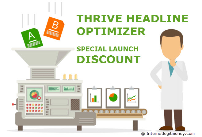 Thrive headline optimizer special launch discount