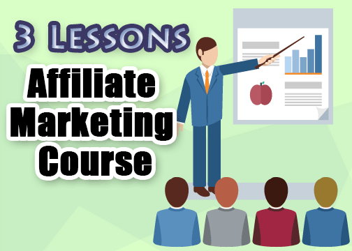 3 affiliate marketing lesson
